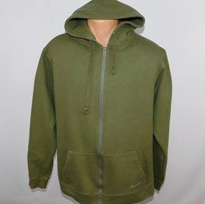 Moosejaw full zip hoodie.  L